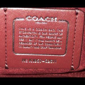 Coach Bags - Coach Parker Tea Rose Leather Satchel